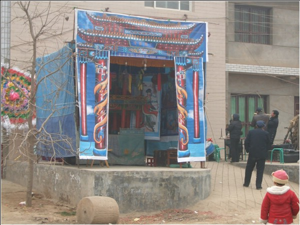 陕西葬礼仪式