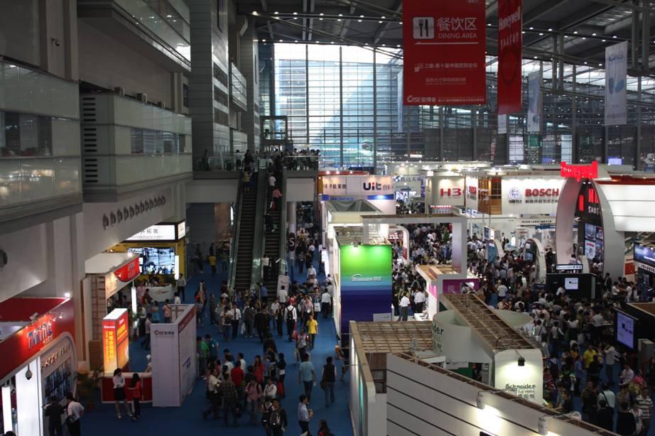 2011年深圳安博会参展体会